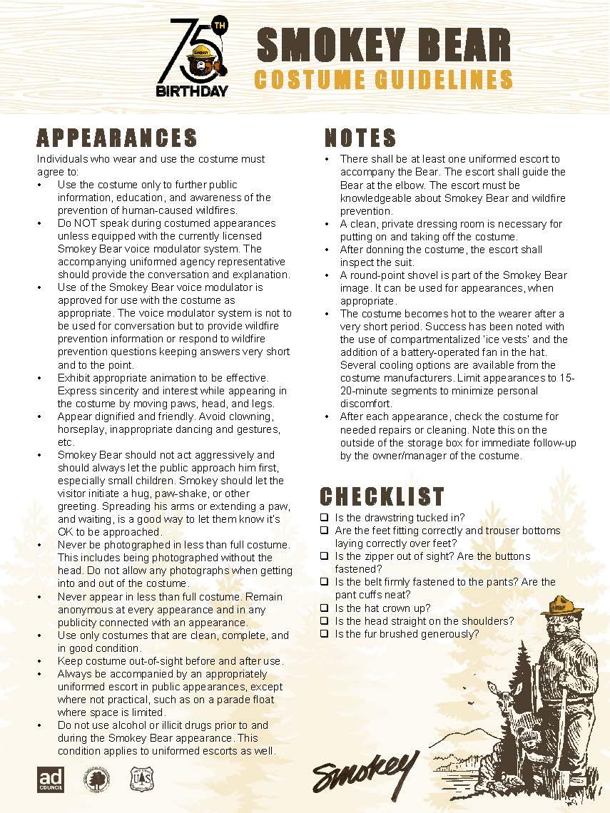 Smokey_75thBirthday_CostumeGuidelines_2.12_Page_1
