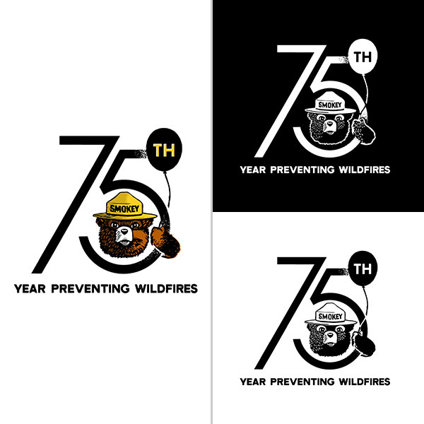 Smokey_75th_Logo-With-Tagline_Vertical